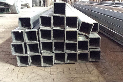 Труба 160х160х6 низколегированная сталь 09г2с ГОСТ 8639; 30245 длиной 12 метров