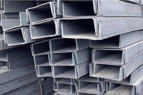 Швеллер 22У горячекатаный металлический ст. 3пс/сп ГОСТ 8240-97 длиной 12 метров