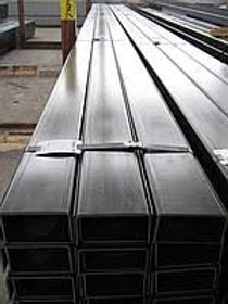 Швеллер гнутый 120x80x4 металлический сталь 3пс/сп ГОСТ 8278-83 длиной 12 метров