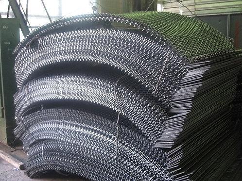 Лист ПВЛ 508, 508х1000х2600 просечно-вытяжной лист металлический ГОСТ 8706-78