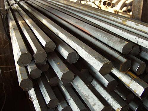 Шестигранник 19 стальной горячекатанный сталь 40Х ГОСТ 2879-88 длиной 6 метров