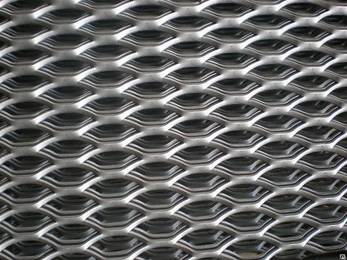 Лист ПВЛ 306, 306х1000х2000 просечно-вытяжной лист металлический ГОСТ 8706-78