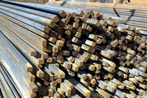 Квадрат 16х16 стальной горячекатанный сталь 3пс/сп ГОСТ 2591-2006 в прутках