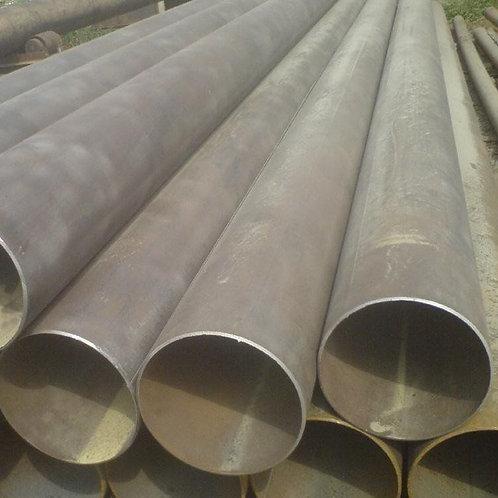 Труба бу 140х6 восстановленная с фаской из под пара, газа, нефти длина 9-12 м