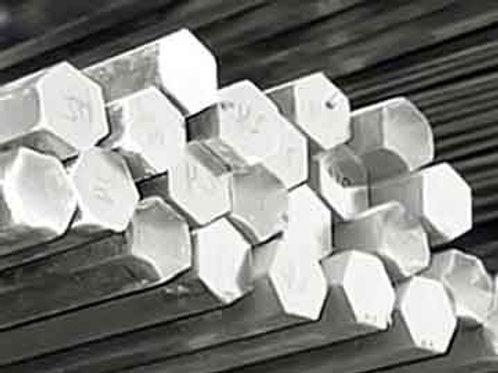 Шестигранник 22 стальной горячекатанный сталь 20 ГОСТ 2879-88 длиной 6 метров