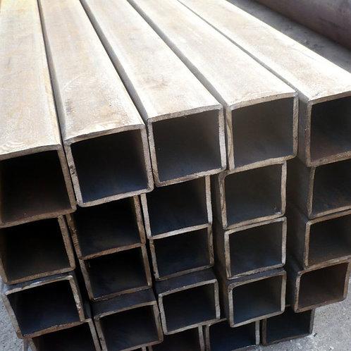 Труба 100х100х4 низколегированная сталь 09г2с ГОСТ 8639; 30245 длиной 12 метров