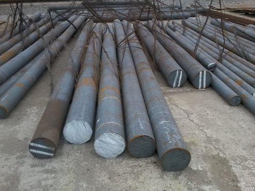 Круг 110 сталь 45 конструкционный горячекатанный ГОСТ 2590-2006 длиной 6 метров