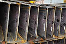 Балка двутавровая 40Ш2 ст 3сп/пс АСЧМ 20-93 длина 12 метров