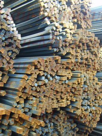 Квадрат 14х14 стальной горячекатанный сталь 3пс/сп ГОСТ 2591-2006 в прутках