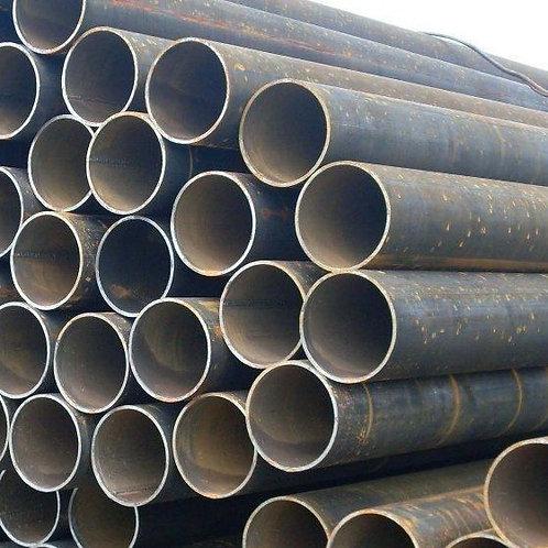 Труба бу 108х3 восстановленная с фаской из под пара, газа, нефти длина 9-12 м