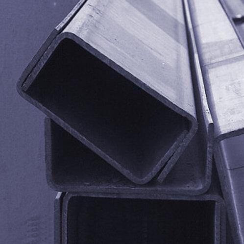 Швеллер гнутый 200x100x6 металлический сталь 3пс/сп ГОСТ8278-83 длиной 12 метров