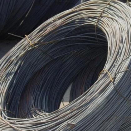 Катанка стальная горячекатанная диаметром 8 мм ст. 3пс ГОСТ 30136-95 в мотках