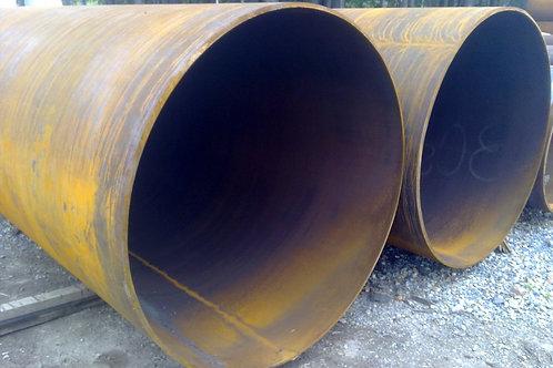 Труба бу 1420х21 восстановленная с фаской из под пара, газа, нефти длина 9-12 м