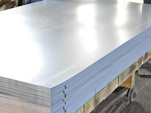 Лист 2х1250х6000 мм (г/к) стальной низколегированный ст. 10ХСНД-12 ГОСТ 19903-74