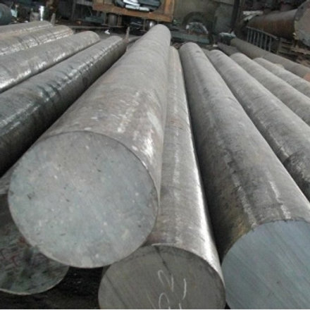 Круг 250 ст 09Г2С конструкционный горячекатанный ГОСТ 2590-2006 длиной 6 метров