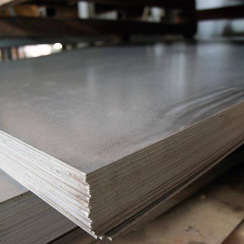 Лист 2,5х1250х2500 мм (г/к) стальной горячекатанный сталь 3 СП/ПС ГОСТ 19903-74