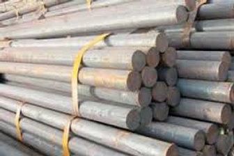 Круг 45 стальной горячекатанный сталь 3ПС/СП ГОСТ 2590-2006 длиной 6 метров