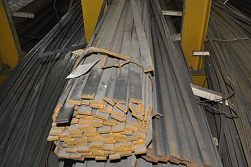 Полоса 50х6 стальная горячекатаная сталь 3пс/сп (Сталь 1-3пс/сп) ГОСТ 103-76