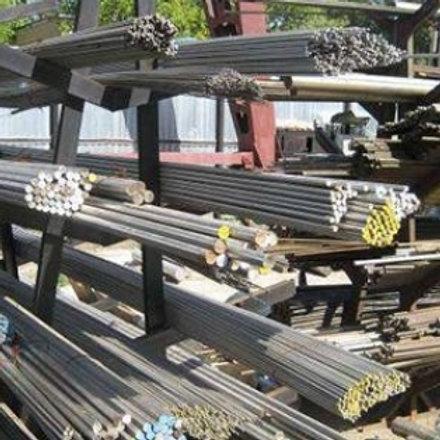 Круг 46 сталь 45 конструкционный горячекатанный ГОСТ 2590-2006 длиной 6 метров