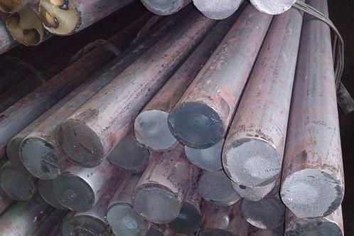 Круг 105 сталь 20 конструкционный горячекатанный ГОСТ 2590-2006 длиной 6 метров