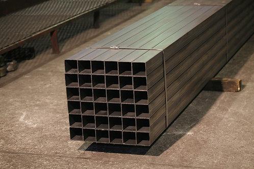 Труба 50х50х1.5 квадратная электросварная ГОСТ 8639; 30245-03 длиной 6 метров