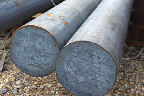 Круг 80 ст 20Х конструкционный горячекатанный ГОСТ 2590-2006 длиной 6 метров