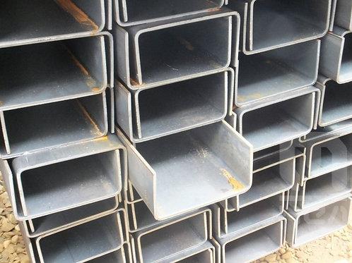 Швеллер гнутый 60x32x2.5 металлический сталь 3пс/сп ГОСТ8278-83 длиной 12 метров