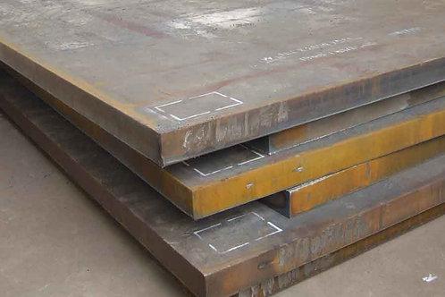 Лист 50х1500х6000 сталь 45 конструкционный стальной горячекатанный ГОСТ 19903-74