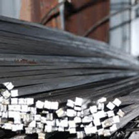 Полоса 7х8 сталь 45 калиброванная холоднокатанная ГОСТ 7417-75 длиной 6 метров