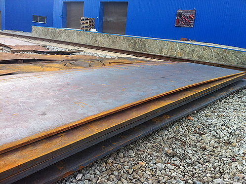 Лист 20х1500х6000 сталь 40Х конструкционный стальной горячекатанный ГОСТ 19903