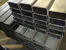 Швеллер гнутый 180x50x4 металлический сталь 3пс/сп ГОСТ 8278-83 длиной 12 метров
