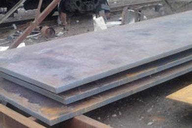 Лист 90х1500х6000 конструкционный стальной горячекатанный сталь 20 ГОСТ 19903-74