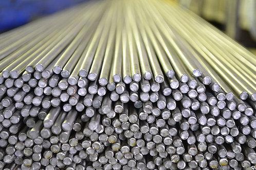 Круг 10 сталь 45 конструкционный горячекатанный ГОСТ 2590-2006 длиной 6 метров