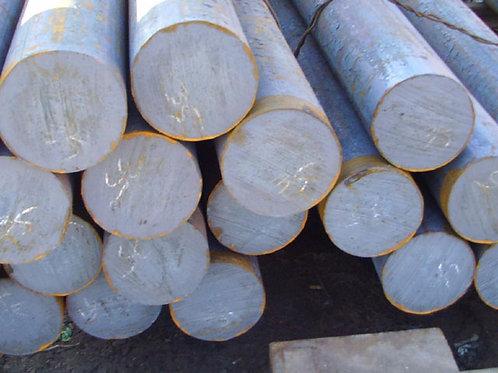 Круг 210 сталь 45 конструкционный горячекатанный ГОСТ 2590-2006 длиной 6 метров