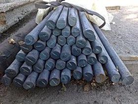 Круг 42 ст 40Х конструкционный горячекатанный ГОСТ 2590-2006 длиной 6 метров