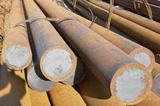 Круг 120 сталь 45 конструкционный горячекатанный ГОСТ 2590-2006 длиной 6 метров