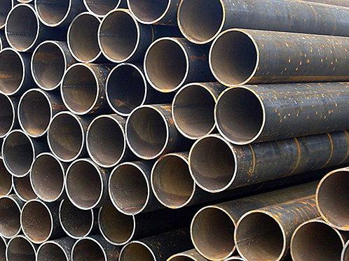 Труба 133х14 горячекатаная (г/к) ст. 20, бесшовная ГОСТ 8732 длина 3-12 метров