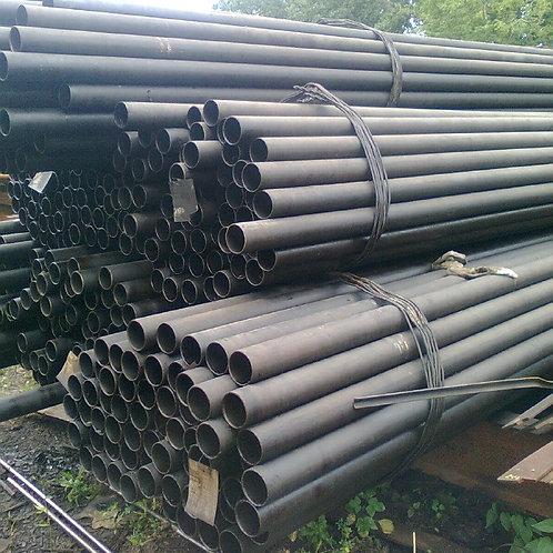 Труба эл.св 76х2,5 электросварная металлическая ст.3 ГОСТ 10704 длиной 6 метров