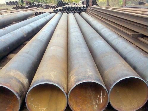Труба бу 426х10 восстановленная с фаской из под пара, газа, нефти длина 9-12 м