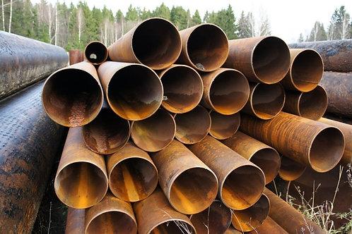 Труба б/у 245х7, Труба бу лежалая (пар,газ,нефть,вода) длина 4-12 метров