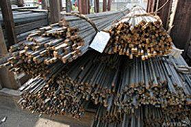 Квадрат 8х8 стальной горячекатанный сталь 3пс/сп ГОСТ 2591-2006 в прутках