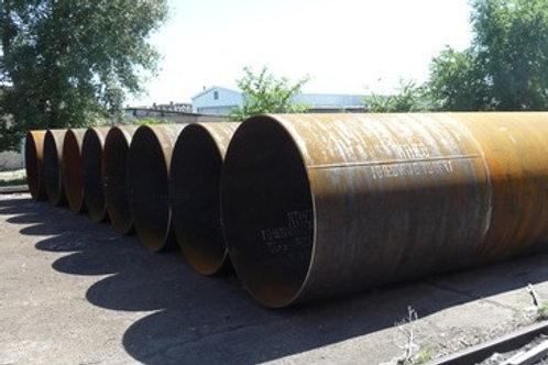 Труба эл.св 820х16 ГОСТ 10704-91; 20295-85 электросварная стальная прямошовная