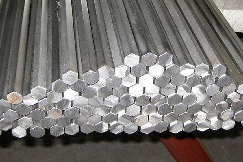 Шестигранник 14 сталь 10 калиброванный холоднокатанный ГОСТ 7417 длиной 6 метров