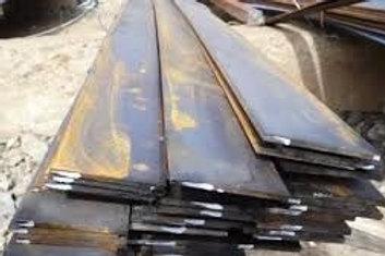 Полоса 100х9 стальная горячекатаная сталь 3пс/сп (Сталь 1-3пс/сп) ГОСТ 103-76