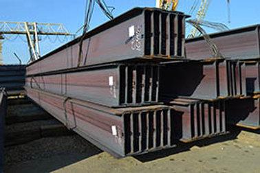 Балка 45 Ш2 катанная низколегированная ст 09Г2С длина 12 метров