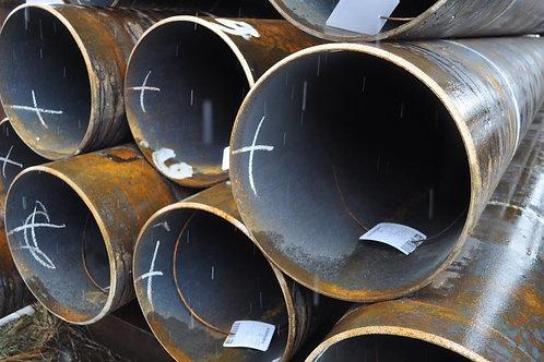 Труба 60х8 горячекатаная (г/к) ст. 20, бесшовная ГОСТ 8732 длина 3-12 метров