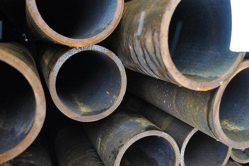 Труба 180х12 бесшовная горячекатаная (г/к) ст. 20, ГОСТ 8732 длина 5-12 метров