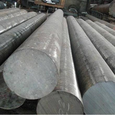 Круг 100 сталь 45 конструкционный горячекатанный ГОСТ 2590-2006 длиной 6 метров
