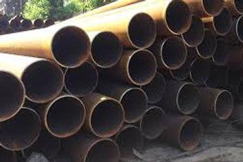 Труба б/у 140х14, Труба бу лежалая (пар,газ,нефть,вода) длина 4-12 метров