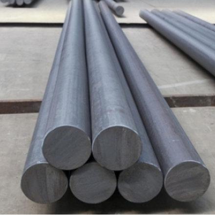 Круг 75 сталь 45 конструкционный горячекатанный ГОСТ 2590-2006 длиной 6 метров
